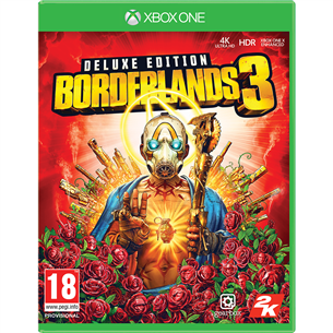 Игра Borderlands 3 Deluxe Edition для Xbox One