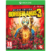 Xbox One mäng Borderlands 3 Deluxe Edition