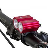 Bike light GPad Solarstorm X2