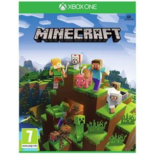 Xbox One mäng Minecraft