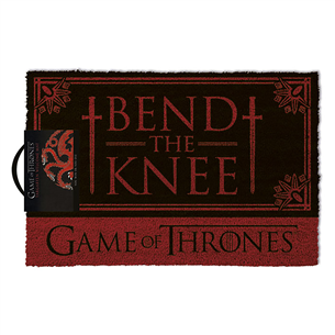 Uksematt Game Of Thrones (Bend the Knee)