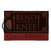 Uksematt Game Of Thrones (Bend the Knee)