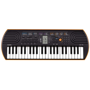 Mini-süntesaator Casio SA-76