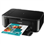 Multifunctional inkjet color printer Canon PIXMA MG3650S