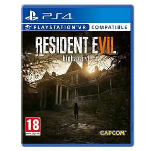 Игра для PlayStation 4, Resident Evil VII
