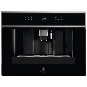 Built-in espresso machine Electrolux EBC65X