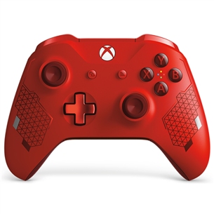 Microsoft Xbox One juhtmevaba pult Sport Red Special Edition