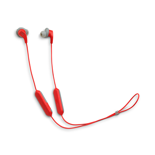Wireless earphones JBL Endurance RUNBT JBLENDURRUNBTRED