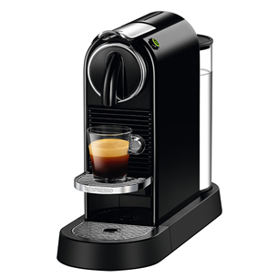 Capsule coffee machine Nespresso® Citiz D112-EU3-BK-NE
