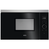 Built-in microwave AEG (17 L)