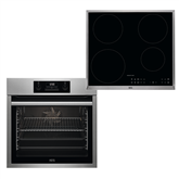 Built - in oven + hob AEG