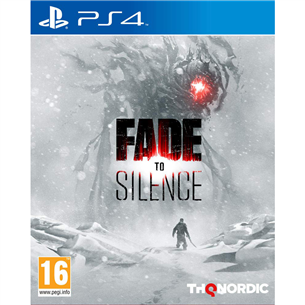 PS4 mäng Fade to Silence