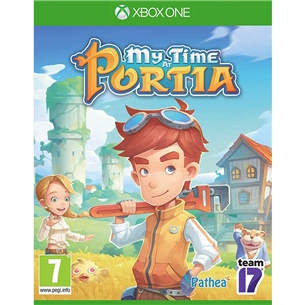 Xbox One mäng My Time at Portia