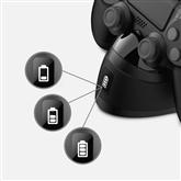Dokk-laadija Dualshock 4 pultidele HyperX ChargePlay Duo