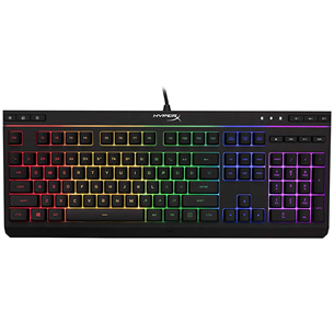 Клавиатура Alloy Core RGB, HyperX / US