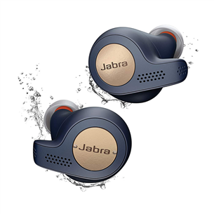 Full wireless headphones Jabra Elite Active 65T 100-99010000-60