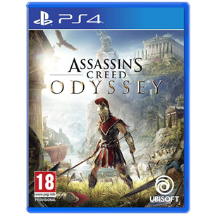 PS4 mäng Assassins Creed: Odyssey