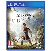 PS4 game Assassins Creed: Odyssey