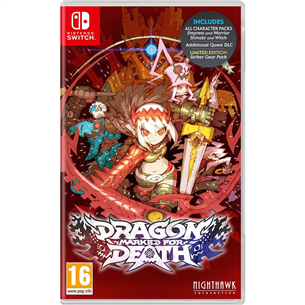 Switch mäng Dragon Marked for Death: Frontline Fighters