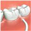 Hambavahede puhastaja varuotsik Panasonic
