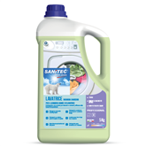 Laundry detergent Sanitec Orchid and Musk 4,9 L