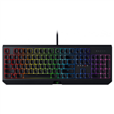 Klaviatuur Razer BlackWidow Green Switch (RUS)