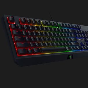 Klaviatuur Razer BlackWidow Green Switch (RUS)