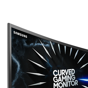 Изогнутый 24'' Full HD LED VA-монитор Samsung Gaming