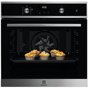Built-in oven Electrolux (pyrolytic cleaning) EOD6P71X