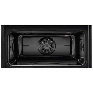 Built in compact oven with microwave Electrolux