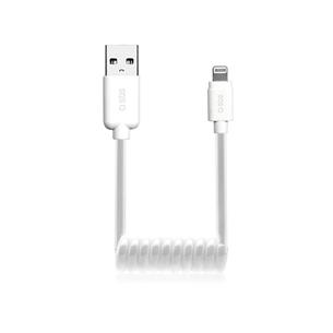Кабель Lightning USB SBS Спираль (0,5 м)