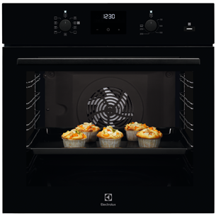 Built-in oven Electrolux (catalytic cleaning) EOD3C70TK