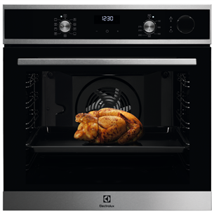 Built-in oven with steam function Electrolux