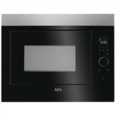 Built-in microwave AEG (26 L)