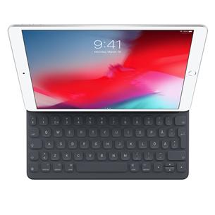 iPad Air (2019) / iPad Pro 10,5 / iPad 10,2 klaviatuur Apple Smart Keyboard (SWE)