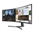 49 curved QLED monitor Samsung
