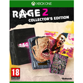 Xbox One mäng Rage 2 Collectors Edition