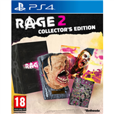 PS4 mäng Rage 2 Collectors Edition