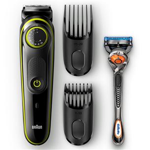 Beard trimmer Braun BT3041 + Gillette Fusion razor