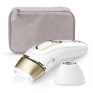 Fotoepilaator Braun Silk-expert Pro 5 + Venus Extra Smooth + Kosmeetikakott