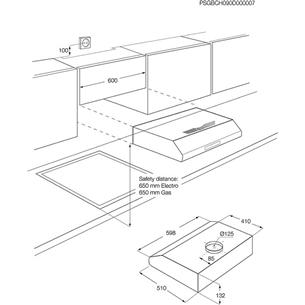Õhupuhasti Electrolux (208 m³/h)