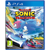 PS4 mäng Team Sonic Racing