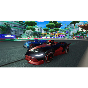 PS4 mäng Team Sonic Racing