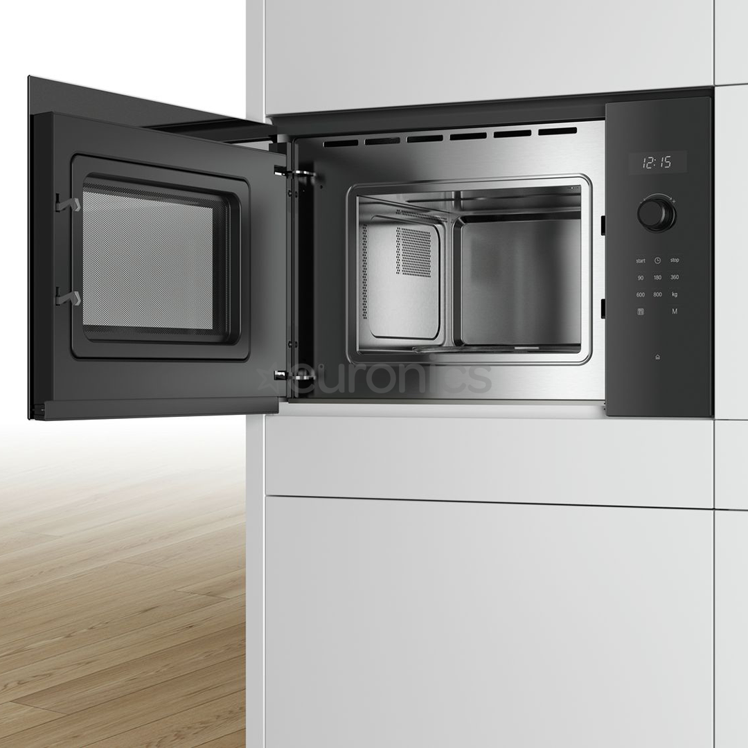 Built In Microwave Bosch 20 L