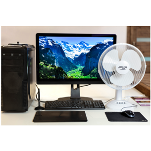 Desk fan Adler