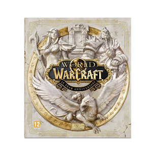 PC game World of Warcraft 15th Anniversary Collector's Edition