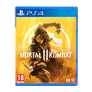 PS4 mäng Mortal Kombat 11