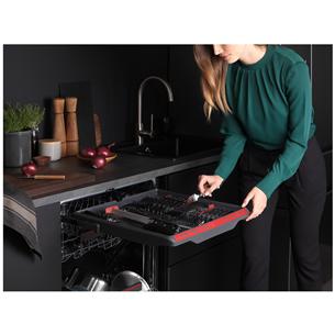 Посудомоечная машина AEG (14 комплектов посуды)