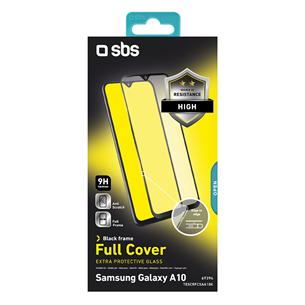 Samsung Galaxy A10 ekraanikaitseklaas SBS Full Glass
