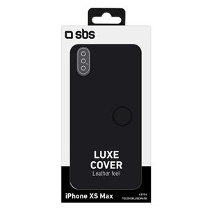 iPhone XS Max nahast ümbris SBS